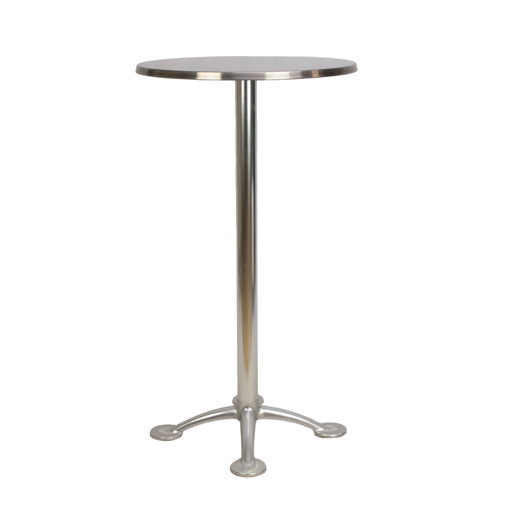 """Jorge Pensi Knoll Cafe Height 23"""" Table - Preowned"""
