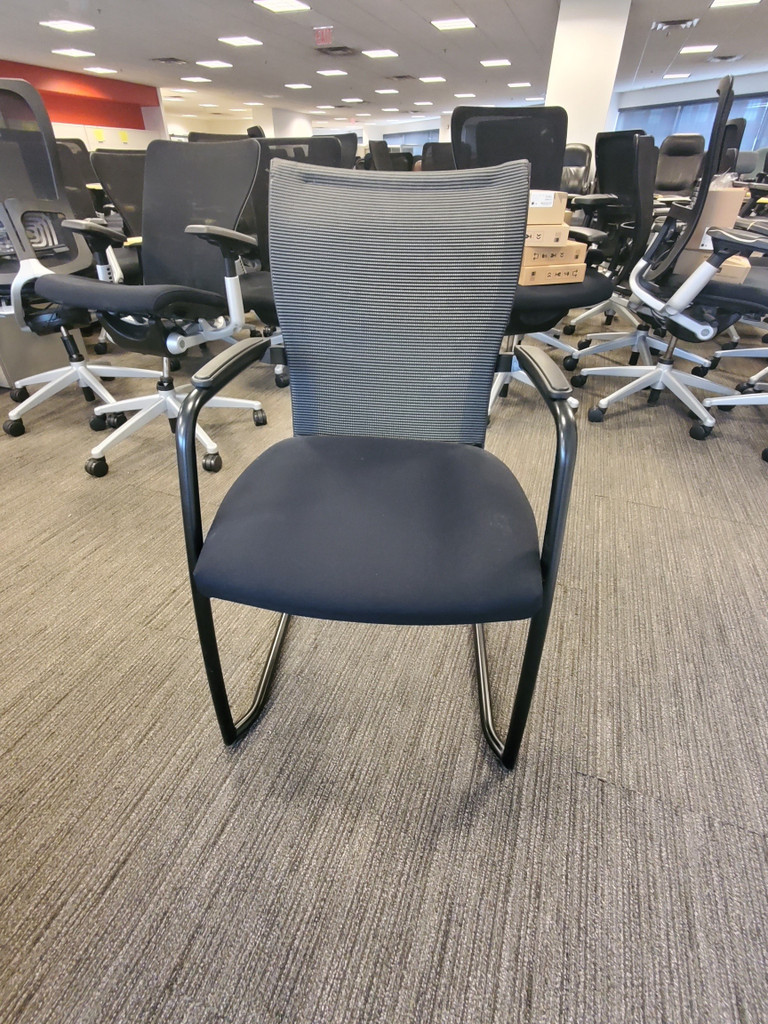 Haworth X99 Guest Chair - FOB Cincinnati, OH - Preowned (Minimum Order 100)