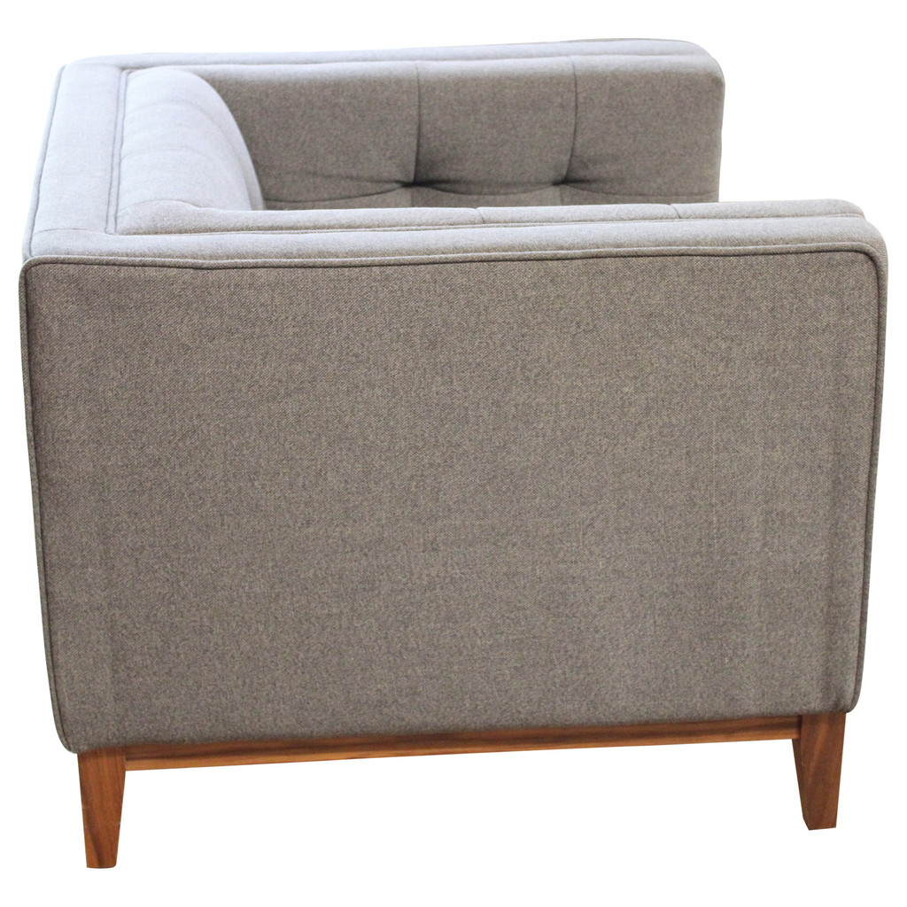 Atwood Chair by Gus Modern - Grey - Preowned