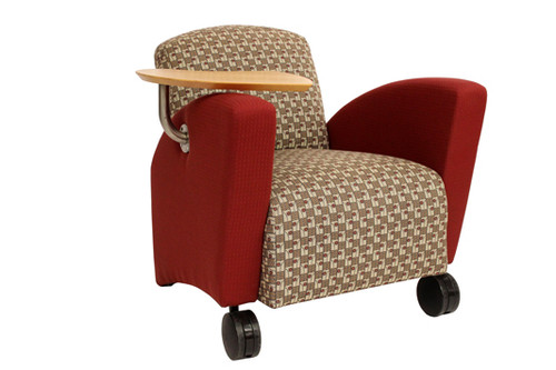 Taylor Company Lounge Chair w/ Tablet Arm