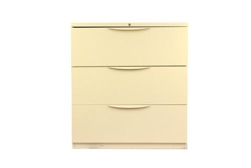 Haworth Premise 3 Drawer Lateral File - Used