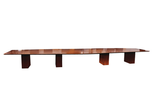 Geiger 24' Conference Table - Used