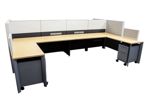 Teknion Leverage 6' x 6' -Preowned