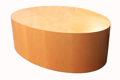 HBF Oval Egg Occasional Table - Used