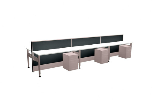 Teknion Boulevard Benching Workstations - New