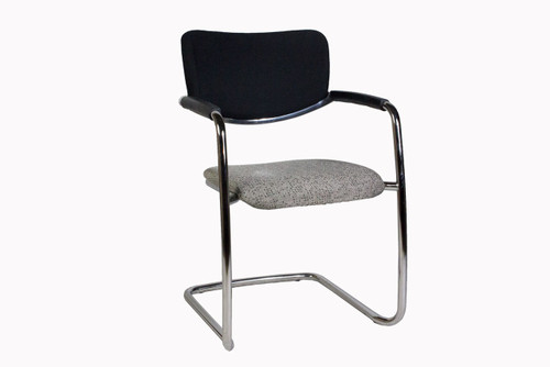 Haworth Zody Sled Base Chair - Used - CLEARANCE