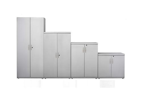 Metal Arc Storage Cabinet - New