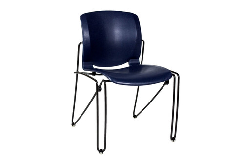Haworth Zooey Chu Stacking Chair- Used