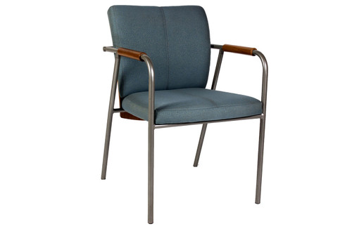 Geiger Misto Side Chair - Blue - Used