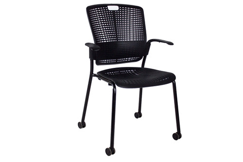 Humanscale Cinto Guest Chair w/ Caster's - Used