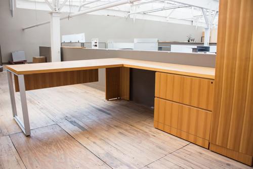 Knoll L Shape Desk - Used