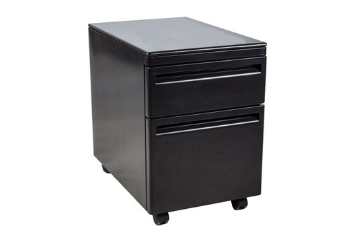 Haworth Box/File Pedestal w/ Cushion - Used
