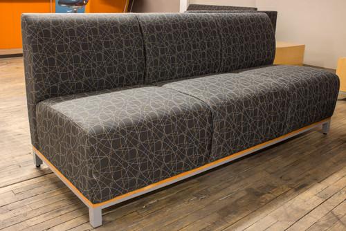 National Swift 3 Seat Sofa Lounge- Used