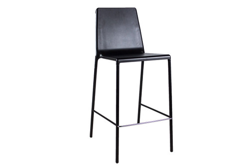 Allermuir Black Stool - Used