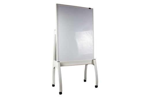 Mobile Whiteboard Easel- Used
