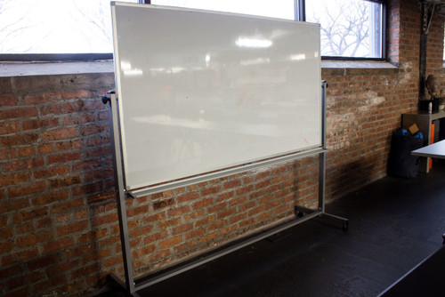 Mobile Whiteboard - Used