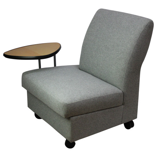 Steelcase Lounge Chair w/ Tablet Arm -  Refurbished