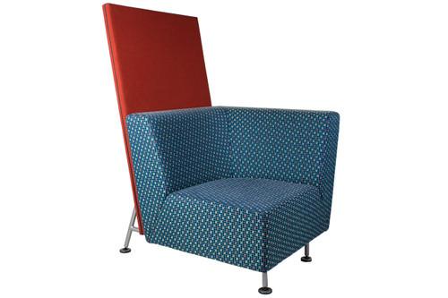 "Coalesse Bix 30"" Corner Sectional Seat - Used"