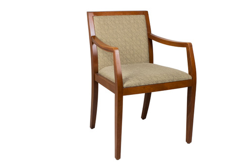 Geiger Wooden Guest Chair - Used