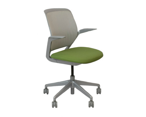 Steelcase Cobi Task Chair - Green - Preowned