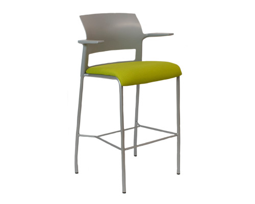 Coalesse Move Stool w/ Arms - Used