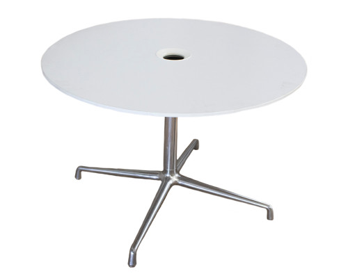 """Coalesse SW_1 Round 42"""" Conference Table - Used"""