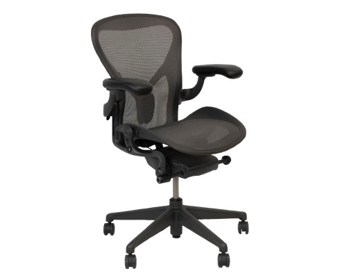 Herman Miller Aeron Task Chair Remastered A - Posture Fit - Used