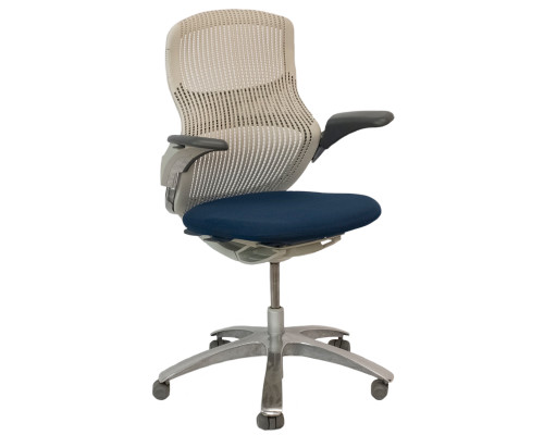 Generation by Knoll Task Chair - Preowned - Blue