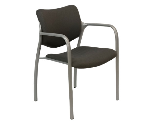 Herman Miller Aside Chair - Grey - Used