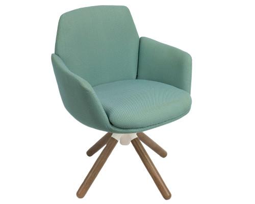 Haworth Poppy Guest Chair - Used