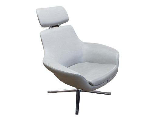 Coalesse Bob Lounge Chair  - Grey - Used