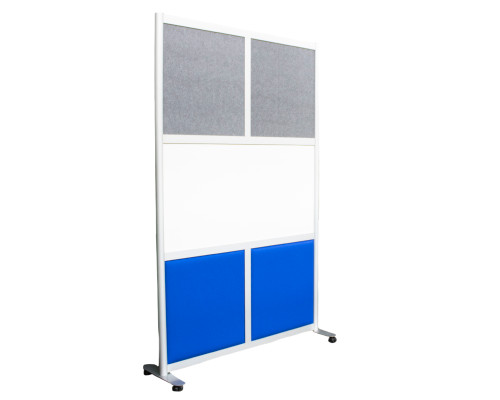 Divider with Whiteboard Surface - Preowned