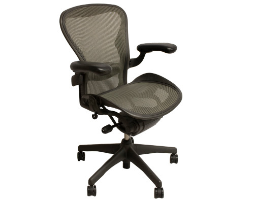 Herman Miller Aeron Task Chair - Size B -   Preowned