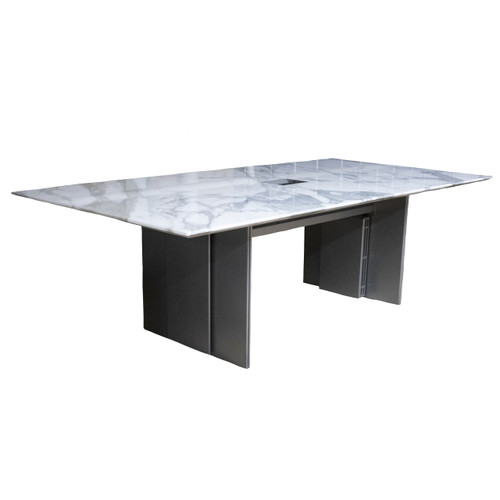 Marble Community Table - Preowned