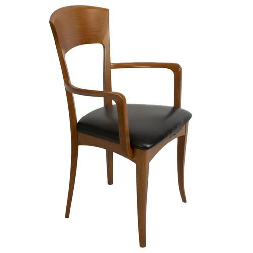 A. Sibau Italian Mid-Century Modern Chair - Preowned