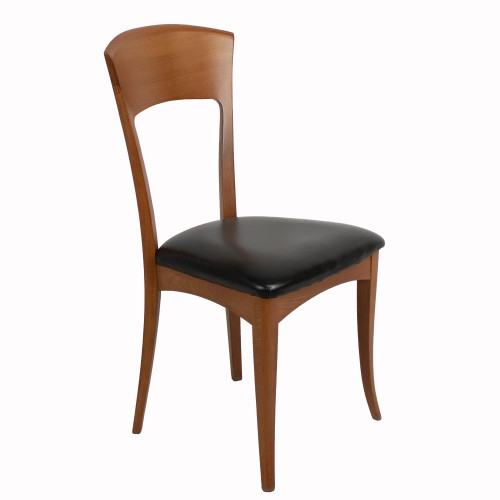 A. Sibau Italian Mid-Century Modern Chair - Arm Less - Preowned