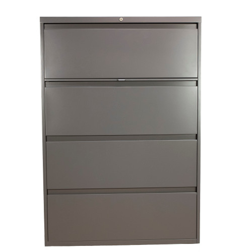 Steelcase  900 Series 4 Drawer Lateral File - Preowned