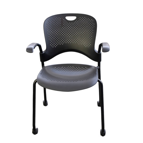 Herman Miller Caper Mobile Stack Chair - Preowned