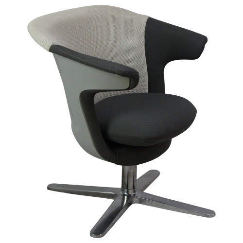 Steelcase i2i Chair - Grey -  Refurbished