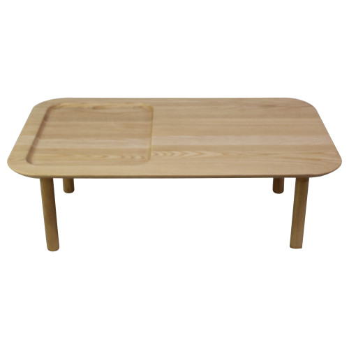 Poppin Natural Ash Coffee Table - Preowned