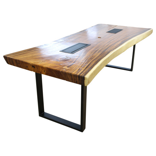 Darran Grove Live Edge Conference Table - Preowned