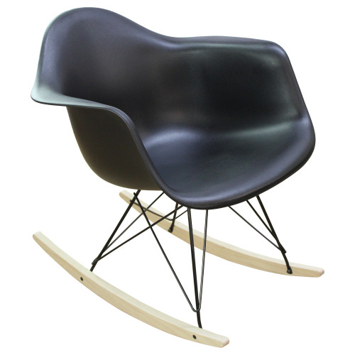 Herman Miller Eames Rocking Shell Chair - Preowned