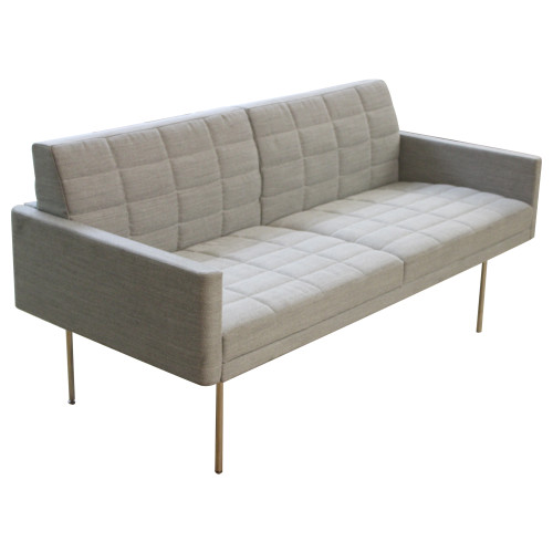 Geiger Tuxedo Settee - Preowned