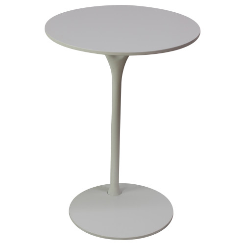 White Side Table - Preowned