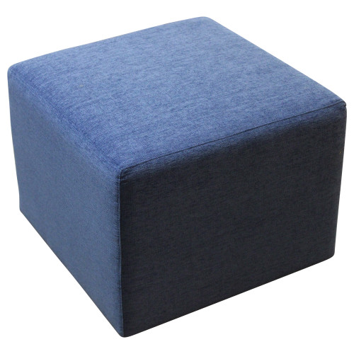 Coalesse Ottoman - Blue - Preowned