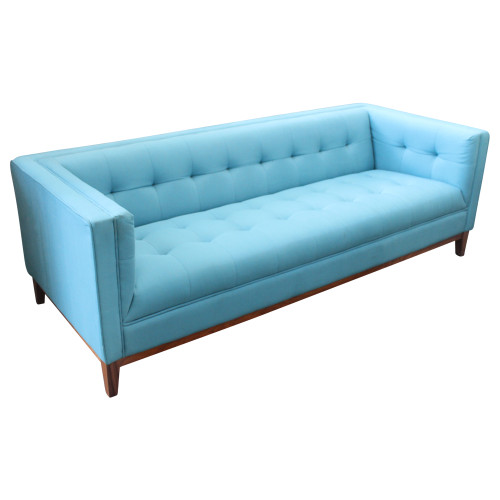 Gus Modern Atwood Sofa - Blue - Preowned