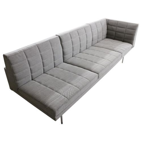 Geiger Tuxedo Sofa - Left Arm - Preowned