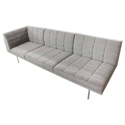 Geiger Tuxedo Sofa - Right Arm - Preowned