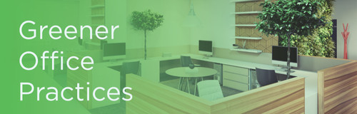 A Greener Workplace: Solutions & Tips To Rework Your Office