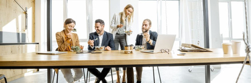 Tips for Choosing Break Room and Collaborative Seating
